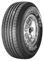 Maxxis Bravo<br>HT-750 Touring Tires