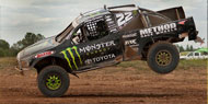 Maxxis Tires Racers, Johnny and C.J. Greaves, Shine in Bark River