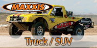 Maxxis Tires<br>Truck and SUV
