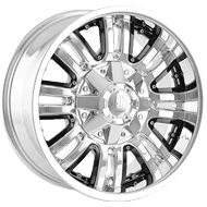 Mayhem Wheels <br/> Assault 8070 PVD 2