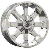 Mayhem Wheels <br/> Beast 8102 PVD 2