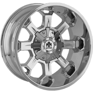Mayhem Wheels<br/> Combat 8105 Chrome
