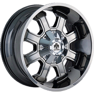 Mayhem Wheels<br/> Fierce 8103 PVD 2