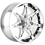 Mayhem Wheels<br /> Missile 8060 Chrome