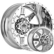 Mayhem Wheels<br/> Monstir Dually 8101 Chrome