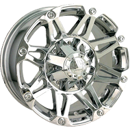 Mayhem Wheels <br/> Riot 8010 Chrome