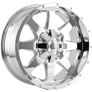 Mayhem Wheels<br /> Tank 8040 Chrome
