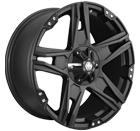 Mayhem Wheels <br> Patriot 8080 Matte Black