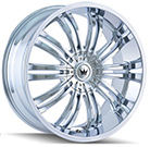 Mazzi Wheels <br /> Swank 363 Chrome