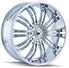 Mazzi Wheels <br /> Swank 363 Chrome
