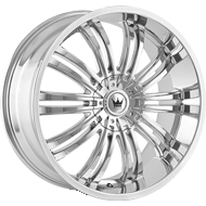 Mazzi Swank 363 Chrome Wheels