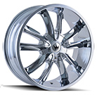 Mazzi Wheels <br /> Obsession 366 Chrome