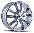 Mazzi Wheels <br /> Obsession 366 Chrome