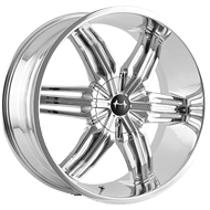 Mazzi Wheels <br> Rush 792 Chrome