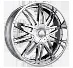 Mazzi Wheels <br/>Kraze 777C Chrome