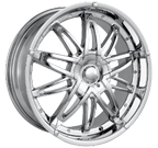 Mazzi Wheels <br/> Star 333 Chrome