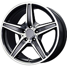 Voxx Wheels <br>MB5