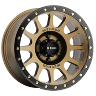 Method Race Wheels<br /> MR305 NV Bronze/Black Street Loc