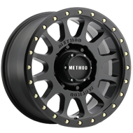 Method Race Wheels<br /> MR305 NV HD Matte Black