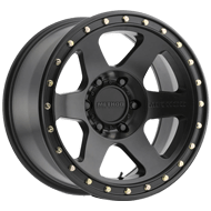 Method Race MR310 Con6 Matte Black Wheels