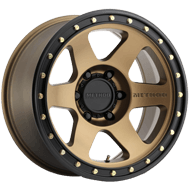Method Race MR310 Con6 Bronze/Black Street Loc Wheels