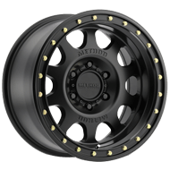 Method Race MR311 Vex Matte Black Wheels