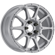 Method Race MR501 VT-SPEC Silver Wheels