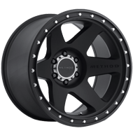 Method Race Wheels<br /> MR610 Con 6 Matte Black