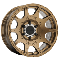 Method Race Wheels<br> Roost Bronze