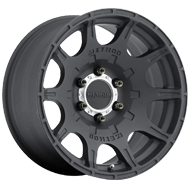 Method Race Wheels<br> Roost Matte Black