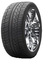Michelin 4x4 Diamaris Tires