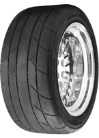 Mickey Thompson <br>ET Street Radial II Tires