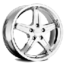 Milanni Wheels 446 Kool Whip 5<br /> Chrome