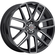 Milanni Wheels 9022 Virtue<br/> Milled Spoke
