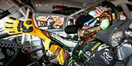 Kyle Busch of Monster Energy Finishes Second