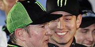 Kyle Busch of Monster Energy Wins in Richmond