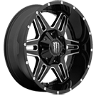 Monster Energy <br />538BM Gloss Black with CNC Milled Accents <br>and Chrome Monster