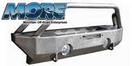 M.O.R.E. Rock Proof Bumpers <br>Jeep JK