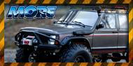 M.O.R.E. Jeep XJ
