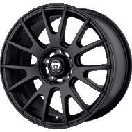 Motegi Racing MR118 Matte Black Wheels