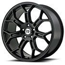 Motegi Racing Wheels<br /> MR120 Techno Mesh S Satin Black