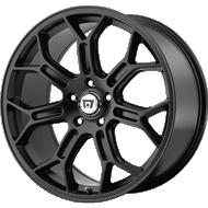 Motegi Racing MR120 Techno Mesh S Satin Black Wheels