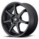 Motegi Racing Wheels<br /> MR125 Satin Black