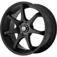 Motegi Racing MR125 Satin Black Wheels
