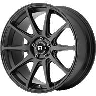 Motegi Racing MR127 Satin Black Wheels