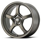 Motegi Racing Wheels<br /> MR131 Traklite Matte Bronze