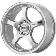 Motegi Racing MR131 Traklite Silver Wheels