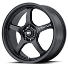 Motegi Racing Wheels<br /> MR131 Traklite Satin Black