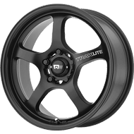 Motegi Racing MR131 Traklite Satin Black Wheels