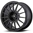 Motegi Racing Wheels<br /> Rally Cross S Satin Black with Clear Coat